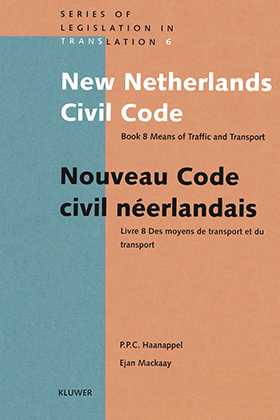 New Netherlands Civil Code/ Nouveau Code Civil Neerlandais, Book