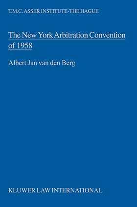 The New York Arbitration Convention of 1958, Towards a Uniform Judicial Interpretation