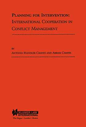 Planning for Intervention, International Cooperation in Conflict