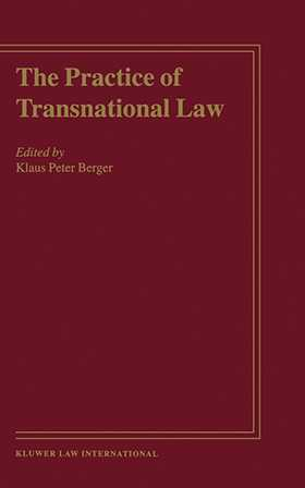 The Practice of Transnational Law