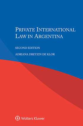 Private International Law in Argentina, Second Edition