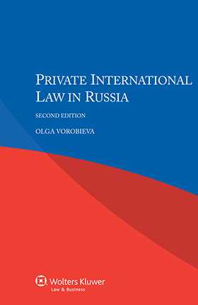 Private International Law in Russia - Second Edition