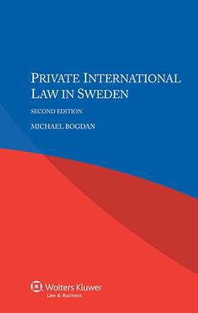 Private International Law in Sweden - Second Edition