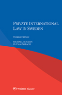 Private International Law in Sweden, Third Edition by BOGDAN