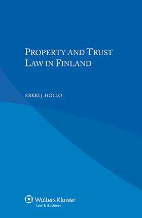 Property and Trust Law in Finland