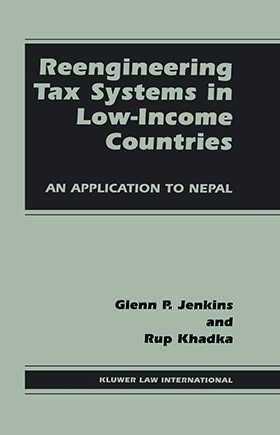 Reengineering Tax Systems in Low-Income Countries: An Application to Nepal