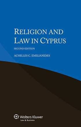 Religion and Law in Cyprus - 2nd edition
