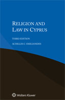 Religion and Law in Cyprus, Third Edition by EMILIANIDES