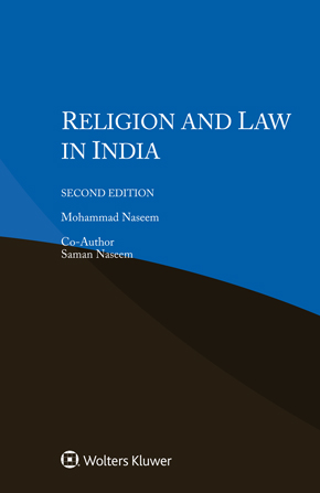 Religion and Law in India, Second edition by NASEEM