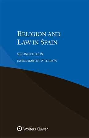 Religion and Law in Spain, Second edition by FONG
