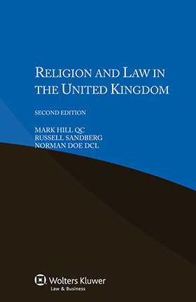 Religion and Law in the United Kingdom - 2nd edition