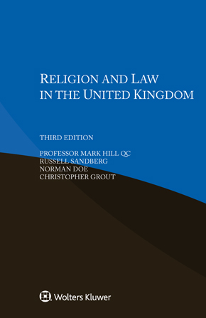 Religion and Law in the United Kingdom, Third edition by HILL