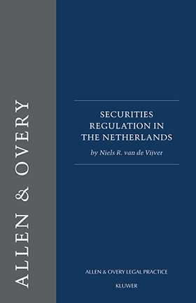 Securities Regulation in the Netherlands, Second Edition