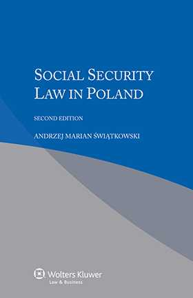 Social Security Law in Poland - 2nd edition