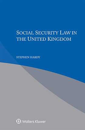 Social Security Law in the United Kingdom, 2nd edition