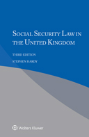 Social Security Law in the United Kingdom, Third edition by PARTINGTON