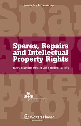 Spares, Repairs and Intellectual Property Rights