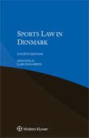 Sports Law in Denmark, Fifth edition by EVALD