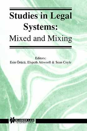 Studies In Legal Systems: Mixed And Mixing