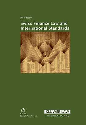 Swiss Financial Law in the International Context