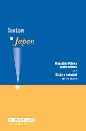 Tax Law in Japan, Second Edition by