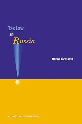 Tax Law in Russia