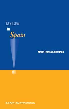 Tax Law in Spain