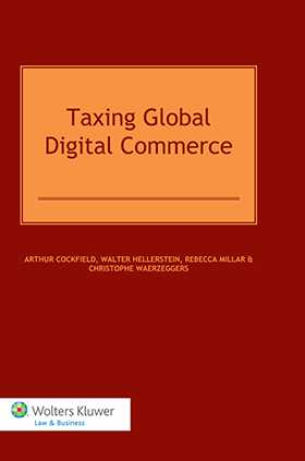 Taxing Global Digital Commerce