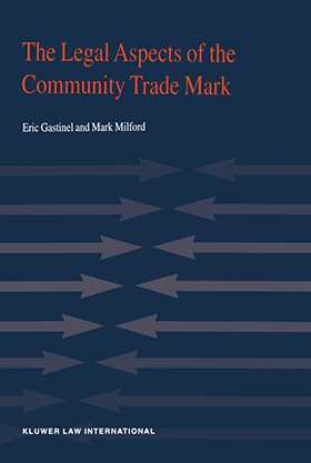 The Legal Aspects of Community Trade Mark