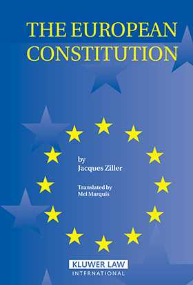 The European Constitution by Jacques Ziller