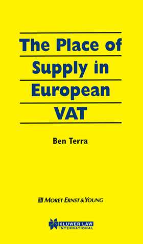 The Place of Supply in European VAT