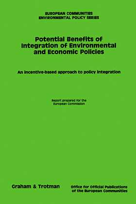The Potential Benefits of Integration of Environmental and Economic Policies