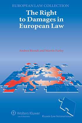 The Right to Damages in European Law by