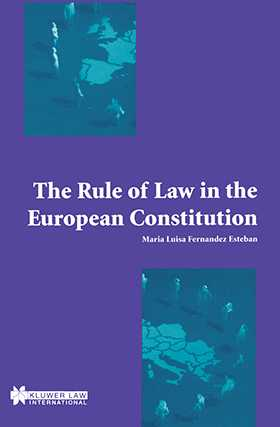 The Rule of Law in the European Constitution