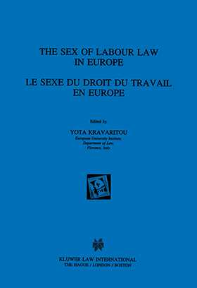 The Sex Of Labour Law In Europe