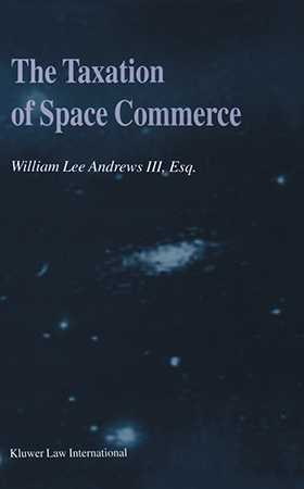 The Taxation of Space Commerce