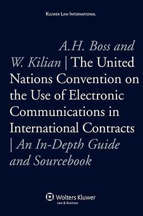 The United Nations Convention on the Use of Electronic Communications in International Contracts by