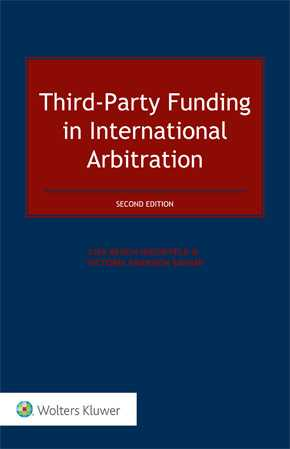 Thrid-Party Funding in International Arbitration, Second Edition by BENCH
