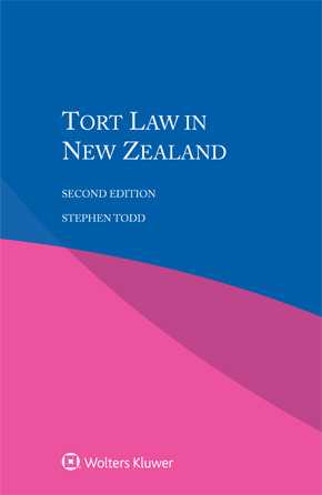 Tort Law in New Zealand, Second edition by TODD