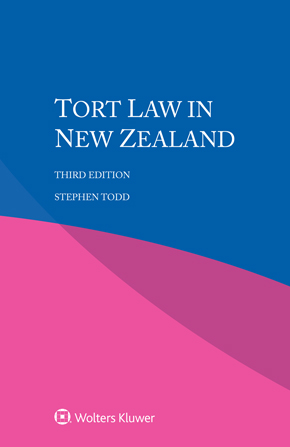 Tort Law in New Zealand, Third edition by TODD