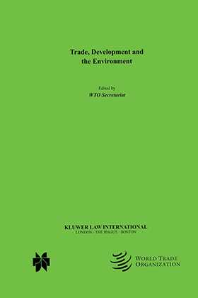 Trade, Development and the Environment