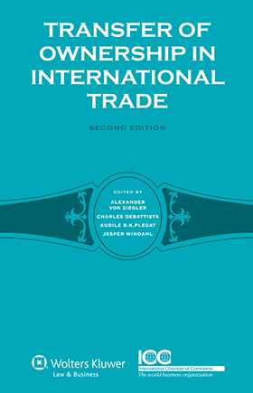 Transfer of Ownership in International Trade 2nd Edition by