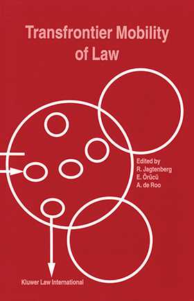 Transfrontier Mobility Of Law
