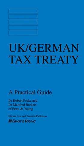 Uk / German Tax Treaty, A Practicle Guide