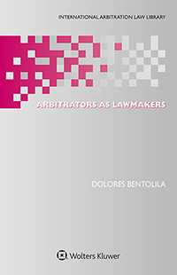 Arbitrators as Lawmakers