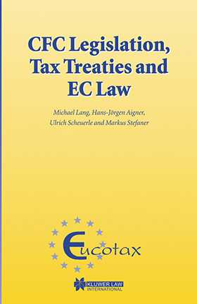 CFC Legislation, Tax Treaties and EC Law by