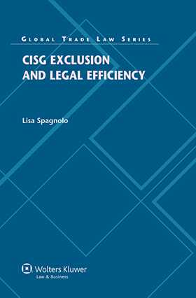 CISG Exclusion and Legal Efficiency