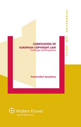 Codification of European Copyright Law. Challenges and Perspectives