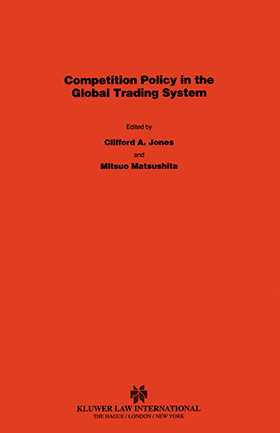 Competition Policy in Global Trading System by