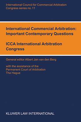 International Commercial Abritation: Important Contemporary Questions